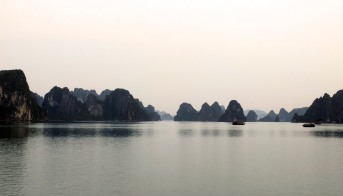 Beautiful Halong Bay