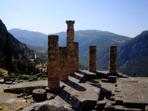 Delphi Ruins