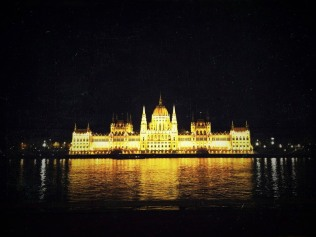 Parliament glow