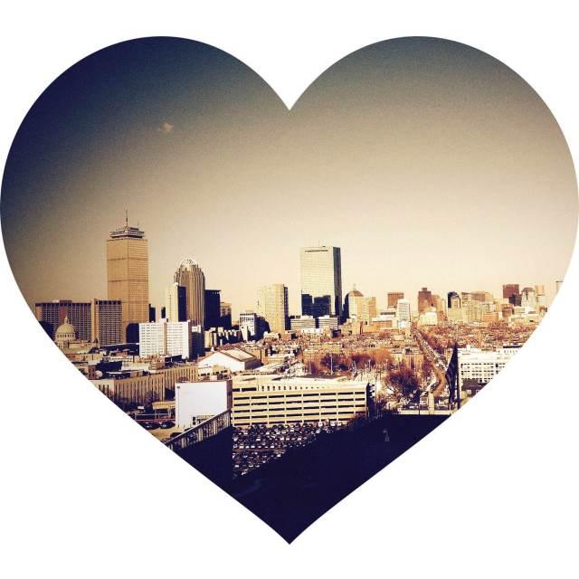 Happy V-Day, Boston!