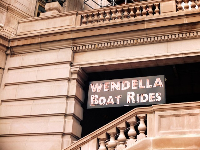 Wendella Boat Rides on Michigan Ave