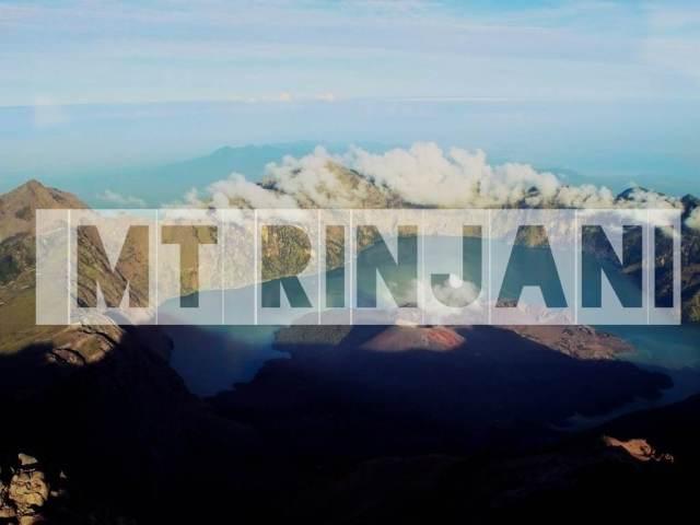 Mt Rinjani 2013
