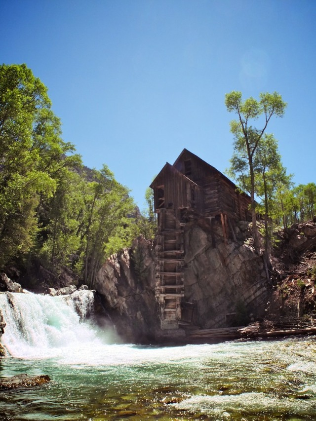 The Scenic Crystal Mill.