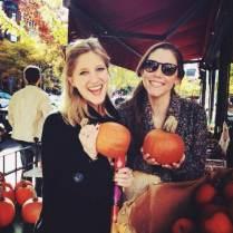Pumpkins on Newbury
