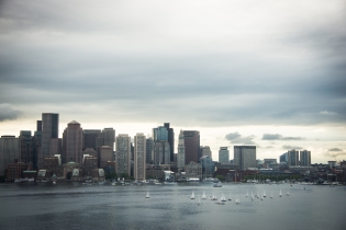 Boston Harbor Views