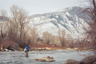 Roaring Fork Flyfishing, Colorado