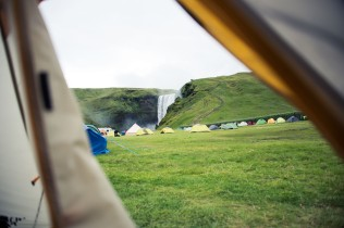 Skogar Campground