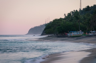 Lombok Beach Sunrise