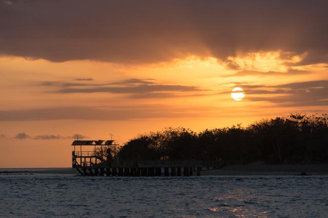 Gilli Island Sunset, Indonesia