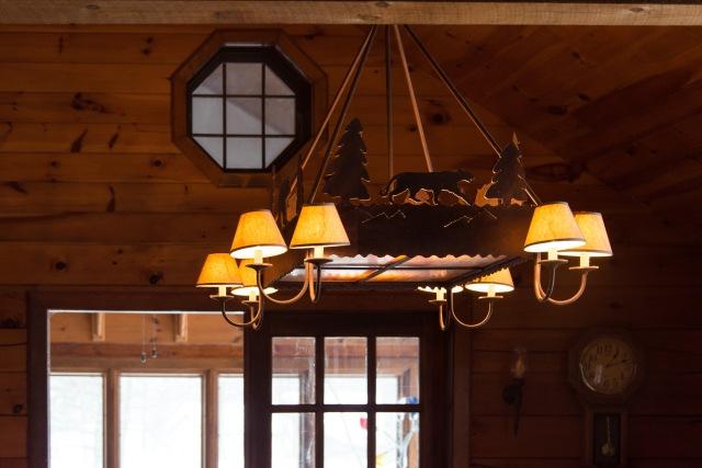 Cabin details