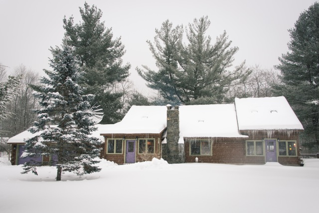 The Cabin, Chichester NY