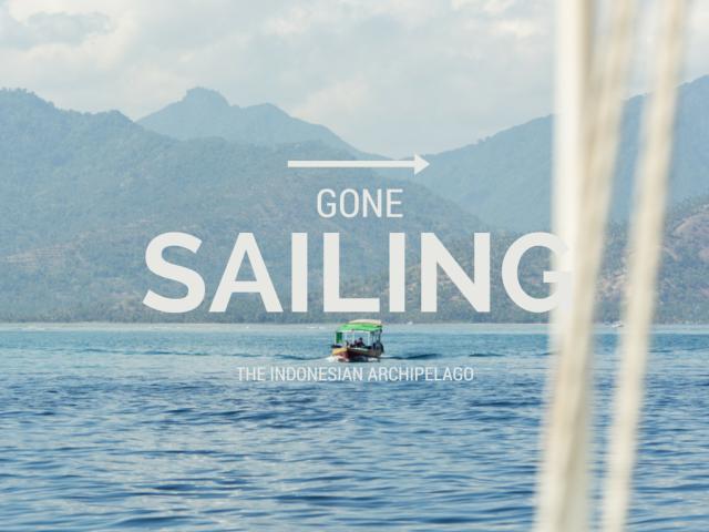Sailing the Indonesia Archipelago