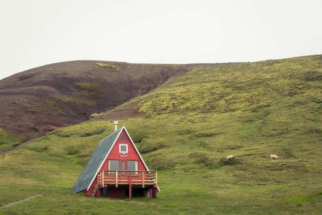 Icelandic Cabin