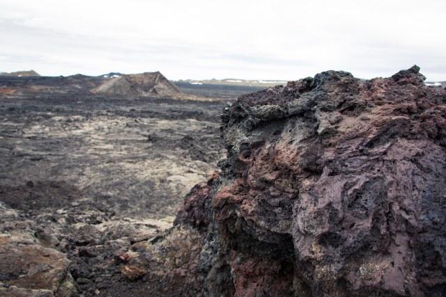Iceland Lava Field