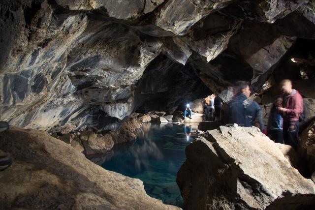 Iceland Geothermal pool