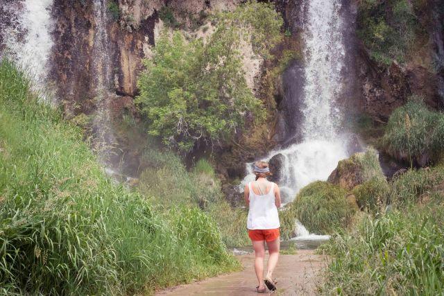 Rifle Falls, Colorado