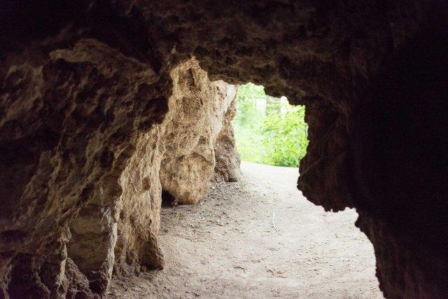 Rifle Falls Caves