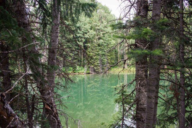 Thomas Lakes, Colorado