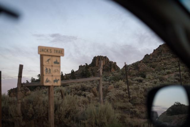 Hartman Rocks, Gunnison CO