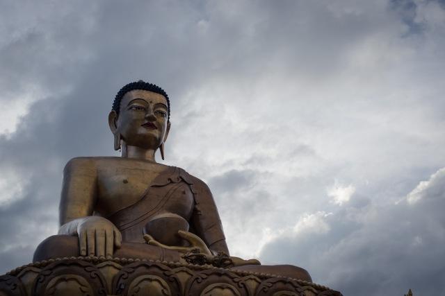 Bhudda Statue, Bhutan