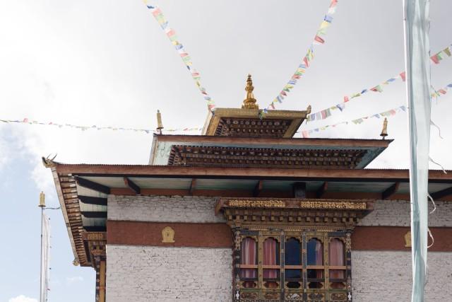 Tharpaling Monastary, Bhutan