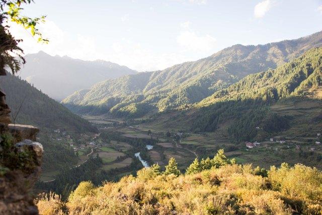 Tang Valley, Bumthang Bhutan