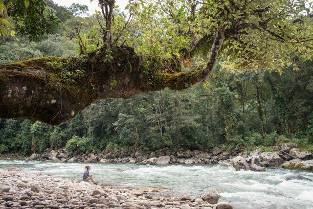 Mo Chhu River, Gasa Bhutan