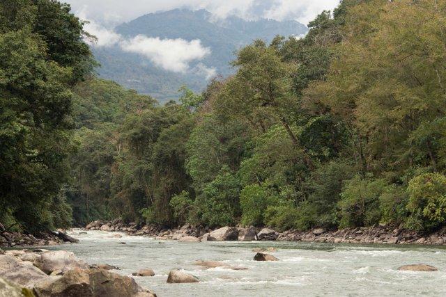 Mo Chhu River, Bhutan