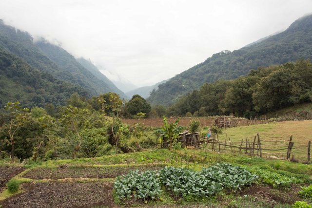 Gasa Valley, Bhutan