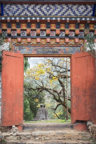 Gasa Dzong, Bhutan