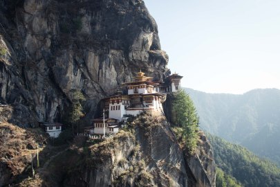 Taksang, or Tiger's Nest Monestary, Bhutan